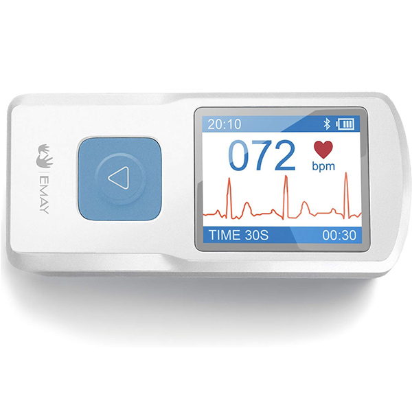 Wireless EKG Monitor-Blue